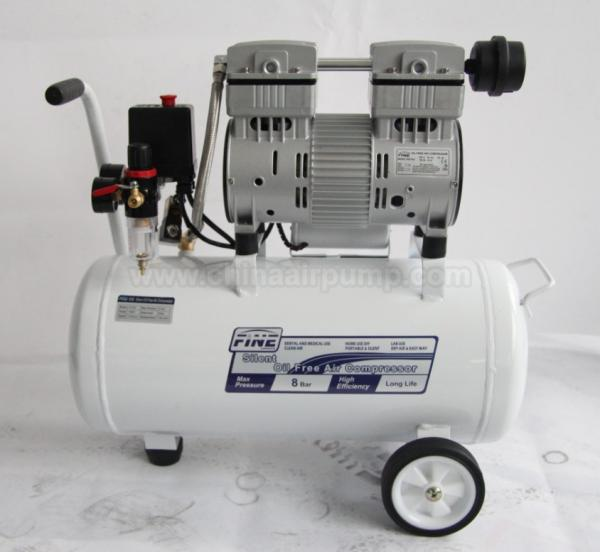 Oil Free Air Compressor 24l At750 24l Supplier China Oil Free Air Compressor 24l Manufacturer Supplier