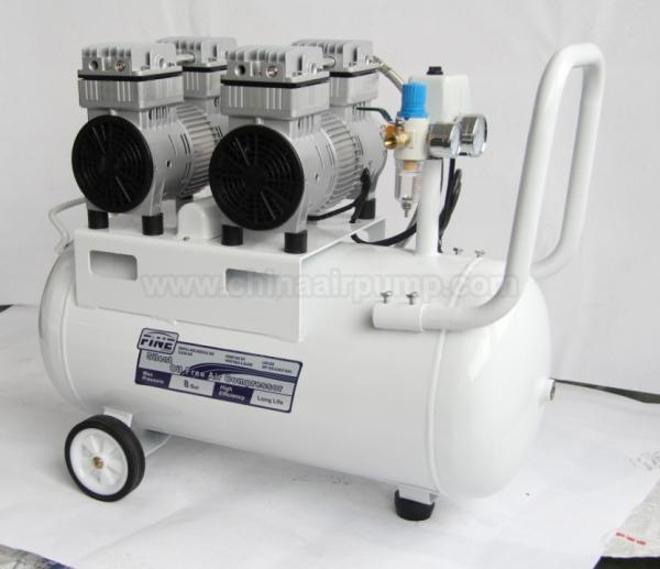 Oil free air compressor » AT1500-50L