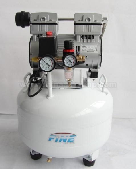 Dental Oil Free Air Compressor 30l Dt750 30l Supplier China Dental Oil Free Air Compressor 30l Manufacturer Supplier